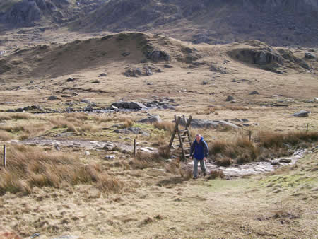 Manchester Walking Groups on Snowdon Walk