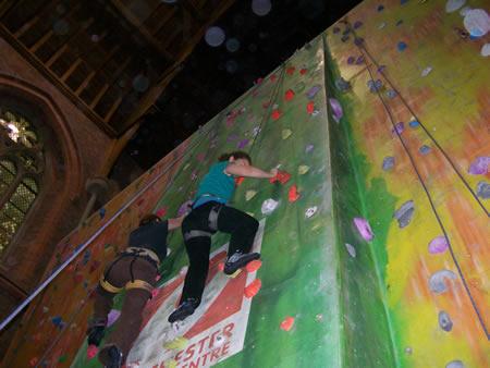 Manchester Climbing Group