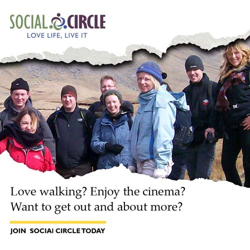 walking with social circle